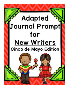 Cinco de Mayo Beginning Writing