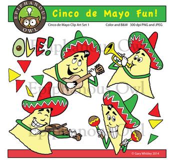 Cinco de Mayo Fun Clip Art