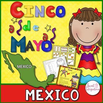 CINCO DE MAYO - Mexican Holiday and cultural Study With Po