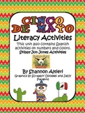 Cinco de Mayo Literacy Activities