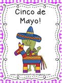 First Grade Social Studies: Cinco de Mayo
