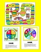 Cinco de Mayo Sight Words Game Boards-First 106 Dolch Word