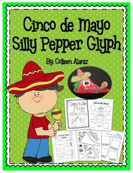 Cinco de Mayo Silly Pepper Glyph