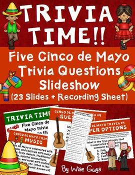 Cinco de Mayo Trivia