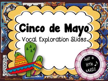 Cinco de Mayo Vocal Exploration Slides and Worksheets