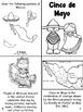 Cinco de Mayo book- English and Spanish