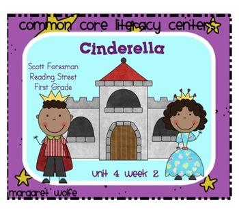 Cinderella 1st Grade Reading Street Unit 4 Week 2 Common C