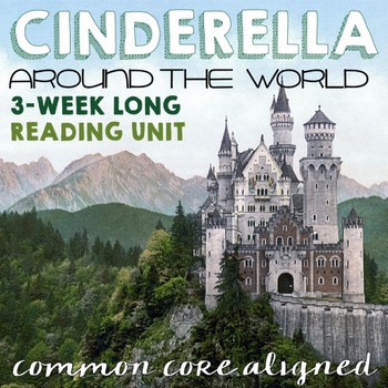 [Cinderella Around the World] Fairy Tale UNIT