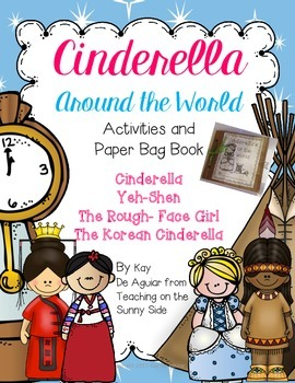 Cinderella Around the World Paper Bag Book