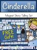 Cinderella Math & Literacy Bundle (10 activities - 170 pag