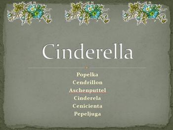 Cinderella Powerpoint