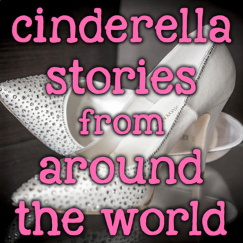 Cinderella Stories from Around the World - 2nd Grade Readi