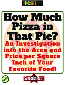 Pi and Circle Investigation: Great for Pi Day Activity!