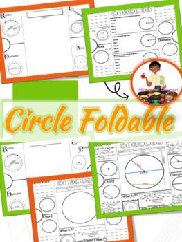 Circle Foldable Graphic Organizer (2)