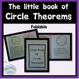 FREE Circle Theorems Foldable