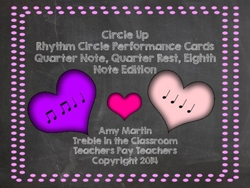 Circle Up: Rhythm Ensemble Performance Activity (Quarter,