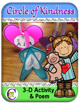 Circle of Kindness 3-D Activity