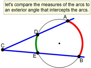 Circles, Arcs & Angles 2 Student References, 6 Lessons and