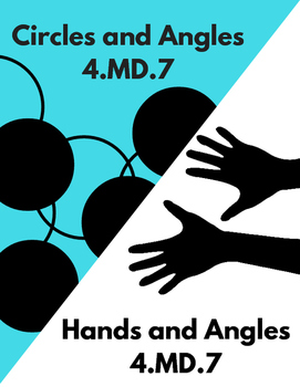 Circles and Angles/Hands and Angles Lessons Using Catchbook