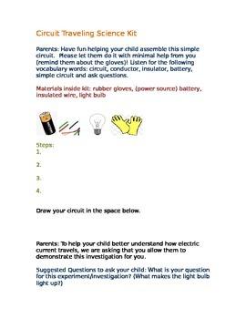 Circuit Traveling Science Kit