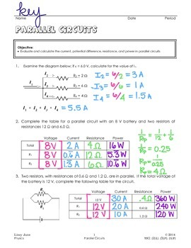Circuits: Parallel
