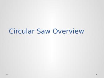 Circular Saw Safety