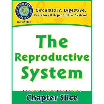 Circulatory, Digestive & Reproductive Systems: The Reprodu
