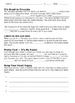 Circulatory System: QRCode Research Worksheet for Human Bo
