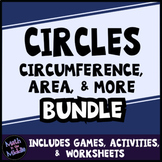 Circumference, Area, and More:  A Circle Bundle
