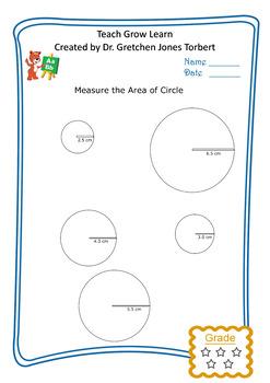 Circumference of a circle 3
