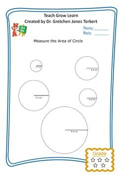 Circumference of a circle 5