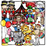 Circus Clipart Bundle
