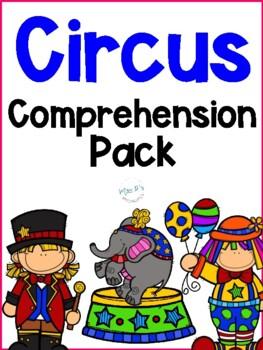 Circus Comprehension Pack