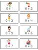 Circus Fun - Fun Math Folder Game - Adding to 10 - Common