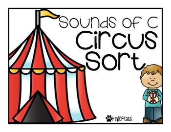Circus Soft and Hard C Sounds
