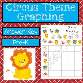 Circus Theme Graphing Activity
