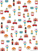 Graph and Tally Poster Set: Circus Pictures