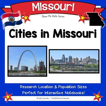 Cities in Missouri