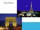 Cities of Europe Presentation
