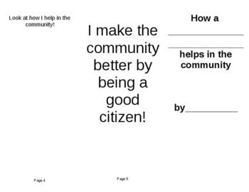 Citizen Brochure
