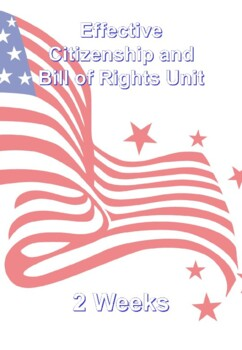 Citizenship Constitution Bill of Rights Unit Differentiated