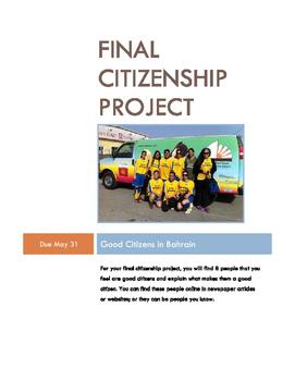Citizenship Project