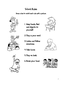 First Graders Are Good Citizens (Sample Pages)