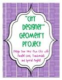 """City Designer"" Geometry Project: Parallel lines, Transver"