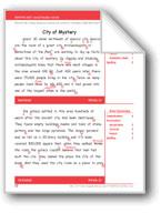 City of Mystery (Gr. 6+/Week 11)
