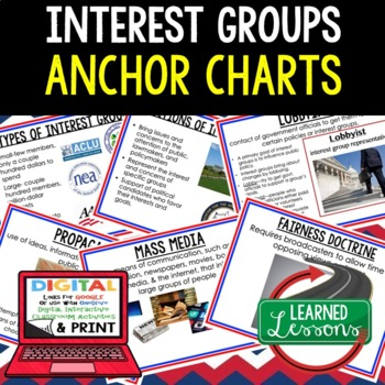 Civics Interest Groups, Public Opinion, and Media 37 Ancho