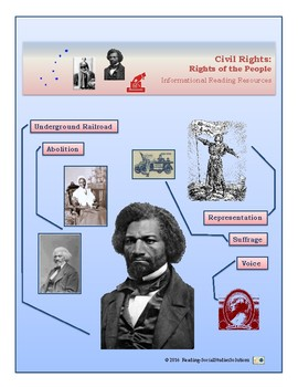 Civil Rights - Abolition, Suffrage, and the Rights Movement