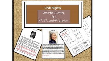 Civil Rights Activity Center