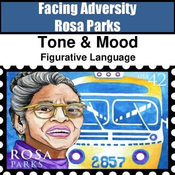 Black History Month Rosa Parks Facing Adversity Theme Analysis