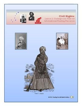 Civil Rights Lesson 2 - Underground Railroad